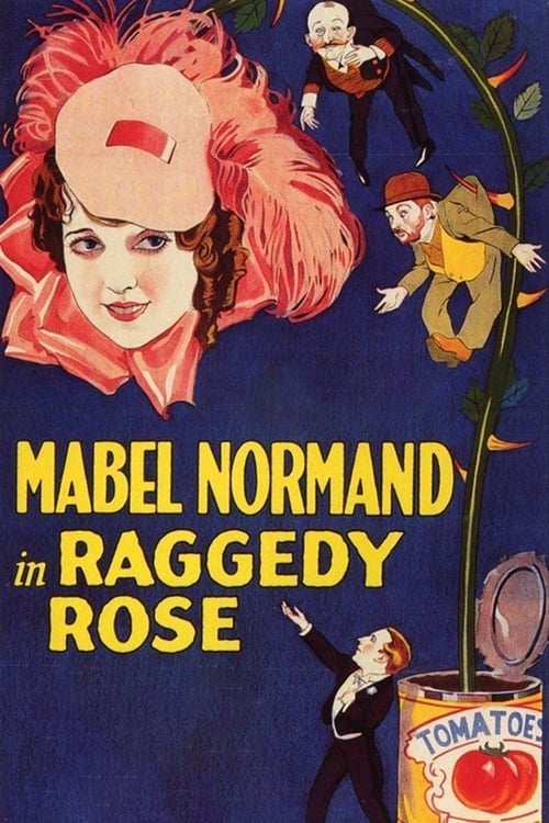 Largescale poster for Raggedy Rose
