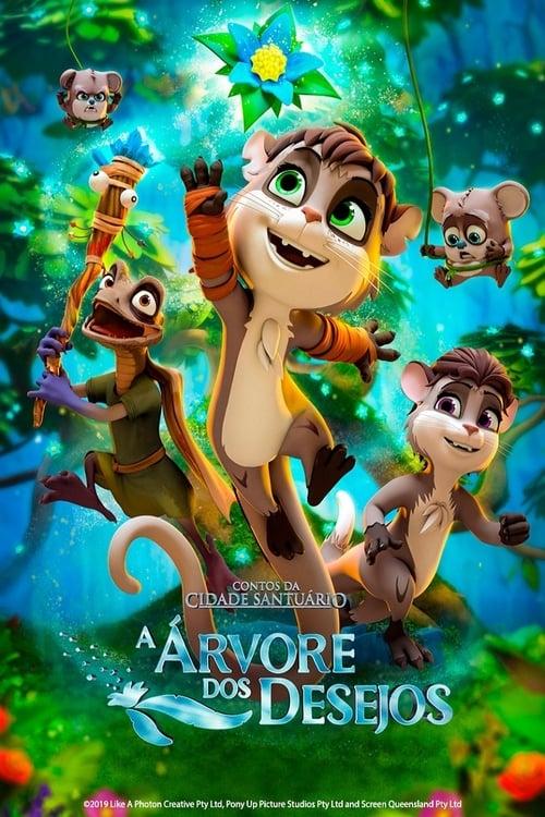 Assistir A Árvore dos Desejos - HD 720p Dublado Online Grátis HD
