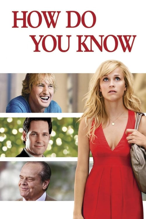 How Do You Know - Poster