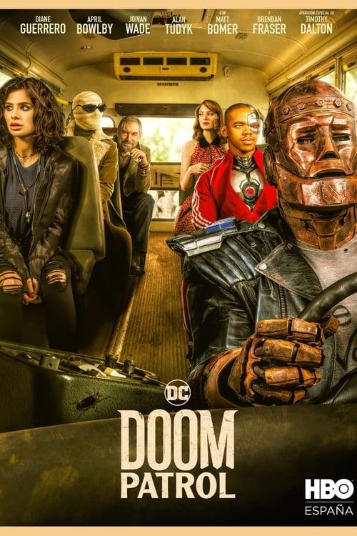 Descargar Doom Patrol en torrent