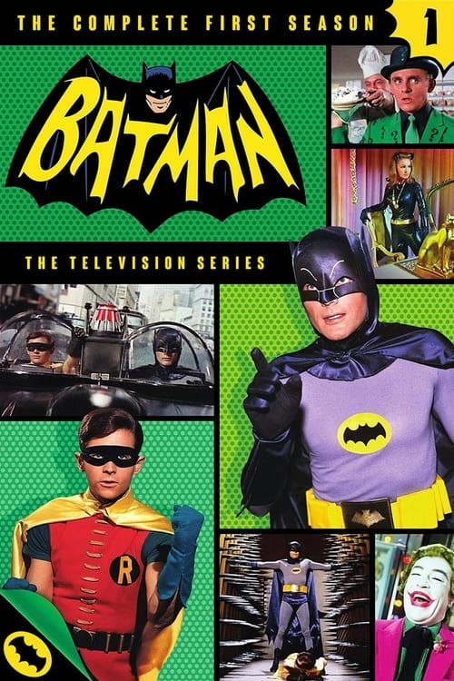 Subtitles Batman Season 1 in English Free Download