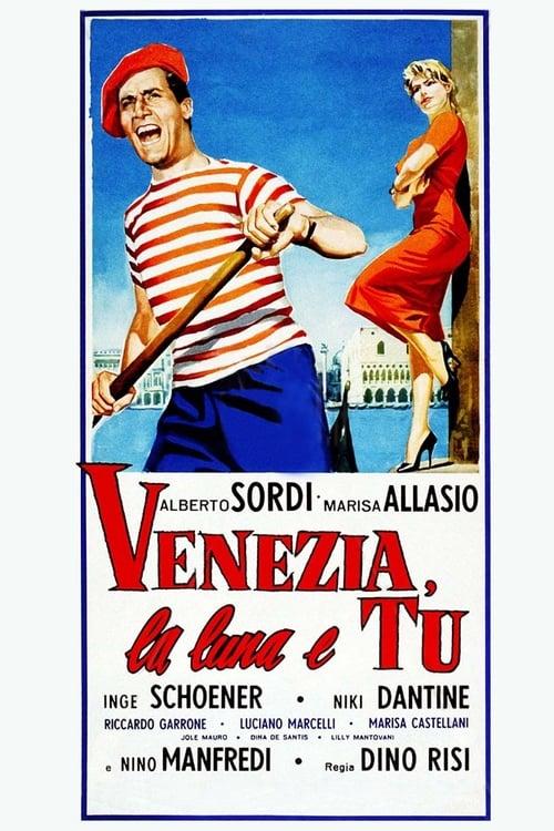 Mira Venezia, la luna e tu Con Subtítulos En Línea