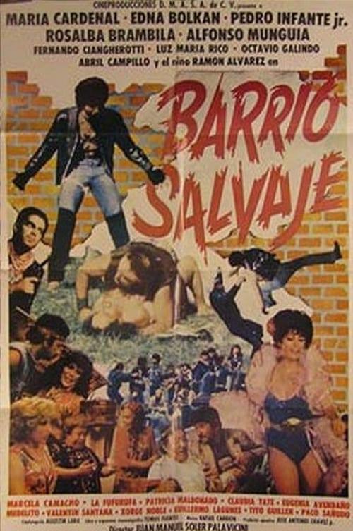 Barrio Salvaje (1985)