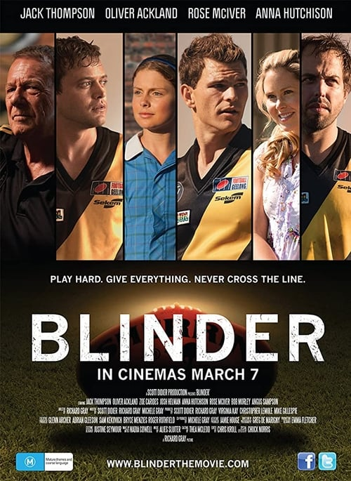 The poster of Blinder