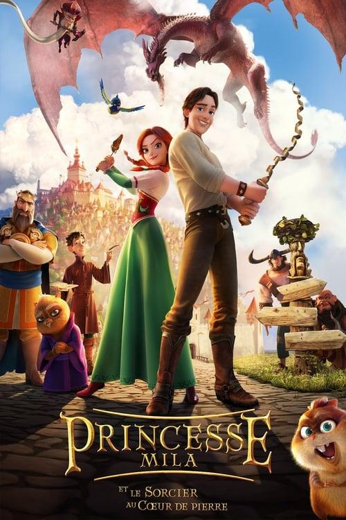 Regarder Le Film Princesse Mila et le sorcier au coeur de pierre Gratuit En Ligne