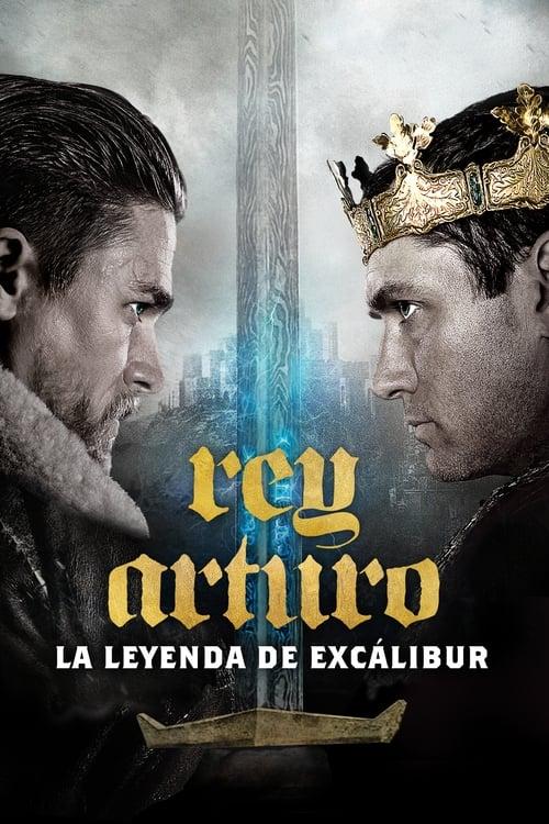 Ver Rey Arturo: La leyenda de Excalibur (2017) Online