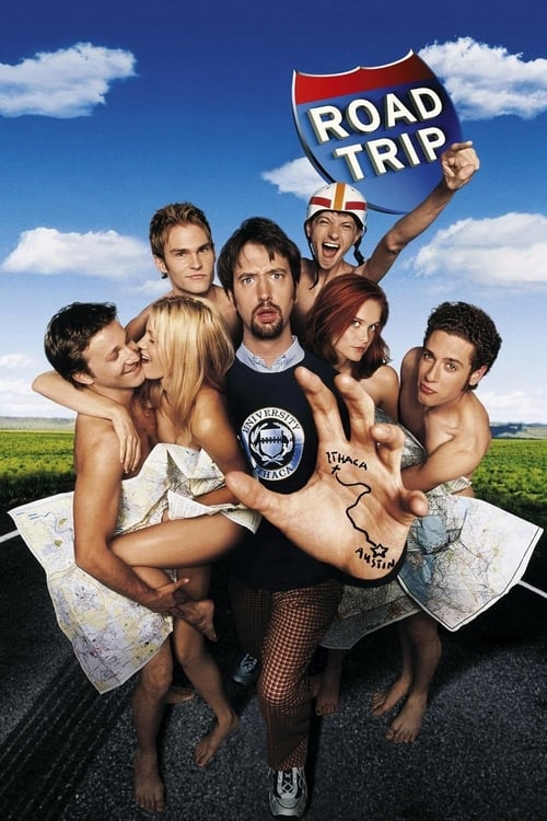 The poster of Road Trip