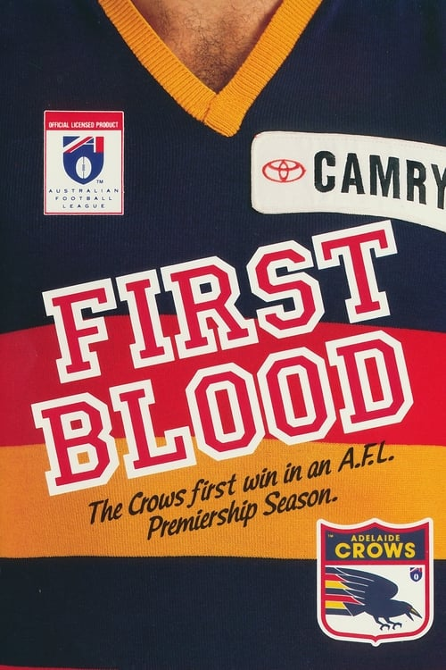 Adelaide Crows First Blood