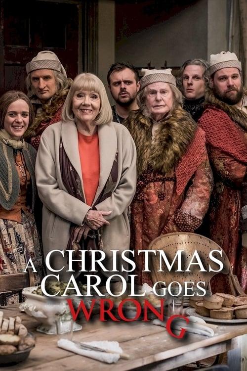 Mira La Película A Christmas Carol Goes Wrong Con Subtítulos En Línea