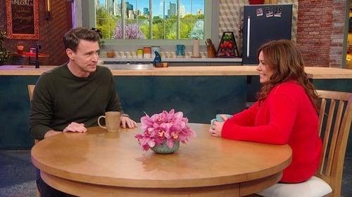 Rachael Ray - Season 13 - Episode 105: Scott Foley Talks Hot New Show