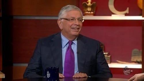 The Colbert Report 2010 Blueray: Season 6 – Episode David Stern