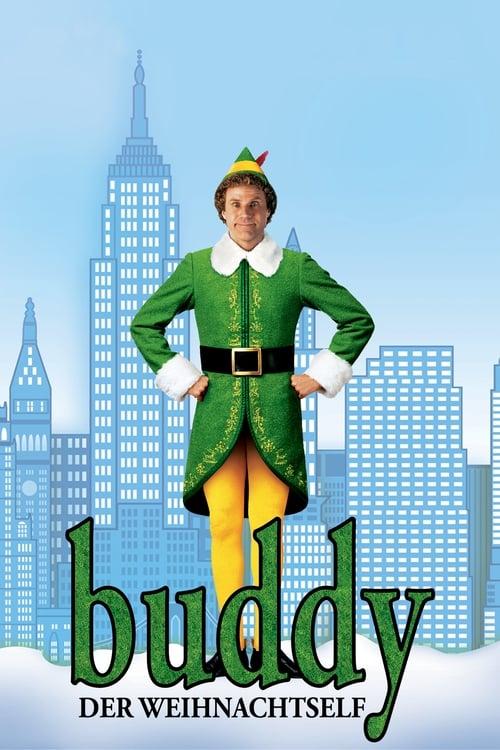 Buddy - Der Weihnachtself - Poster