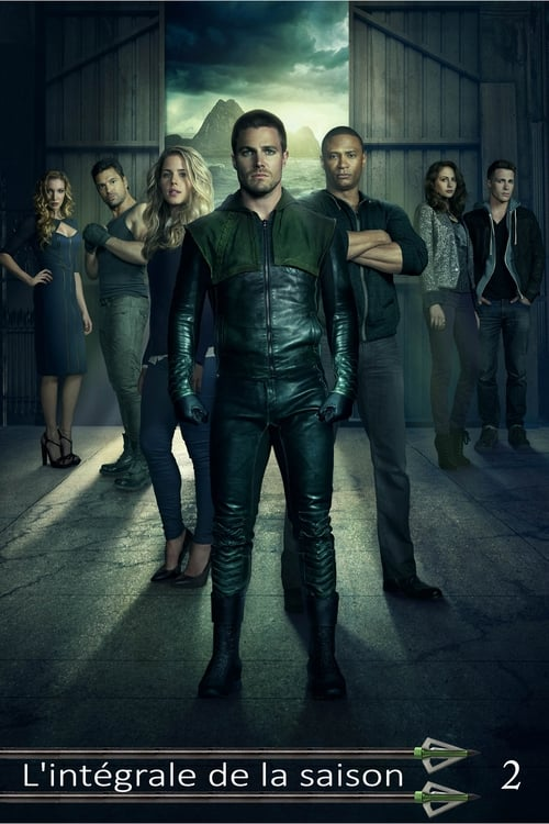 Arrow: Saison 2