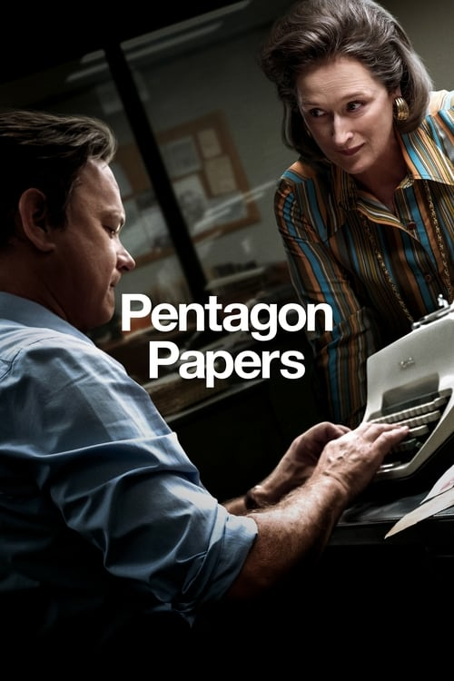 Regarder Le Film Pentagon Papers En Français
