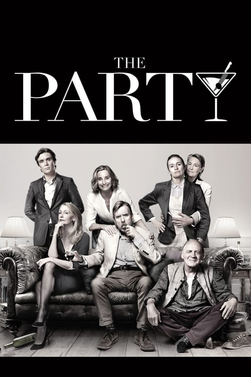 Streaming The Party (2017) Full Movie