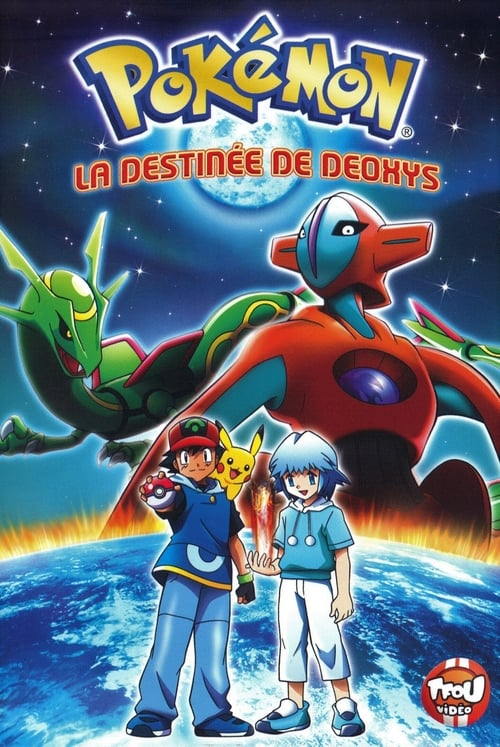 ➤ Pokémon : La destinée de Deoxys (2004) streaming Disney+ HD