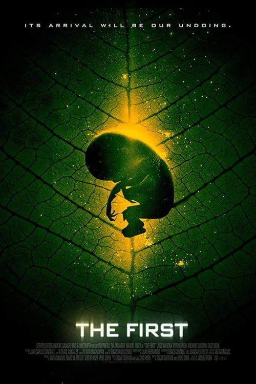 The First (2014) Poster