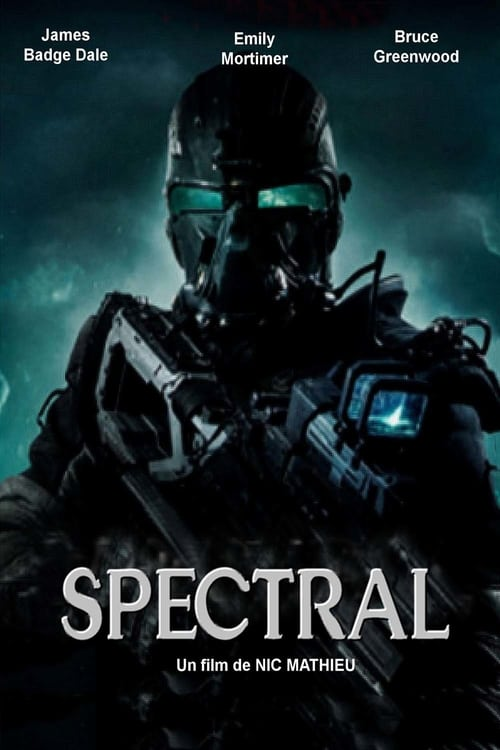 ➤ Spectral (2016) streaming
