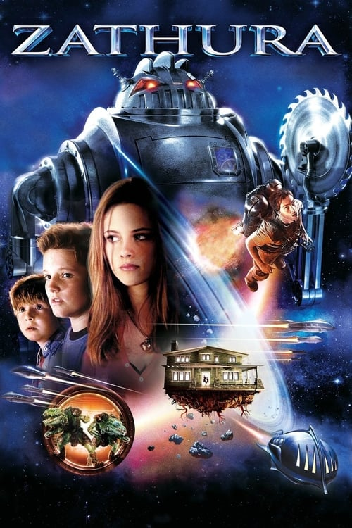 Streaming Zathura: A Space Adventure (2005) Full Movie
