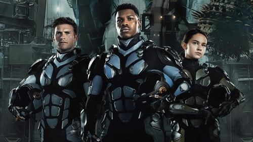Pacific Rim : Uprising (2018)