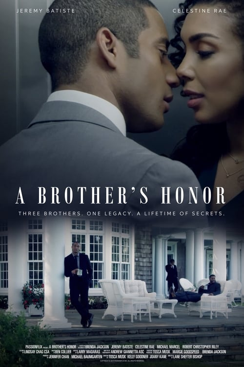 A Brother's Honor Poster