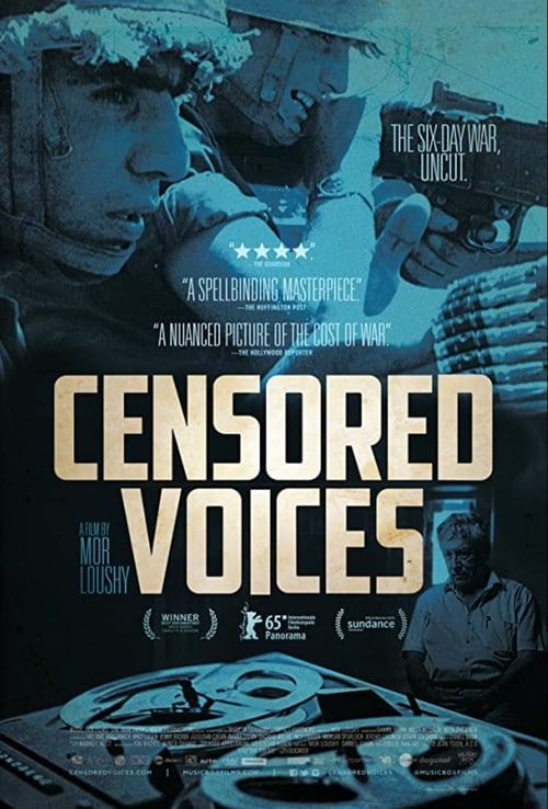 Censored Voices (2015) Poster