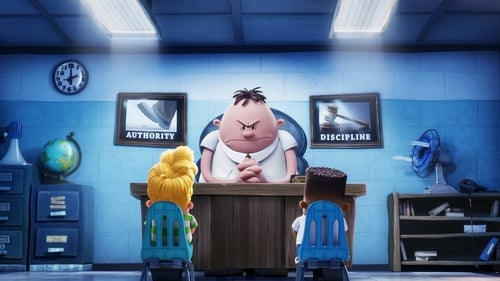 Captain Underpants: The First Epic Movie (2017) Subtitle Indonesia