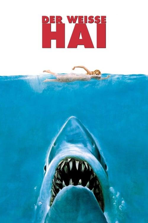 Poster von Der weiße Hai