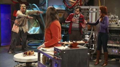 The Big Bang Theory - Season 8 - Episode 16: The Intimacy Acceleration