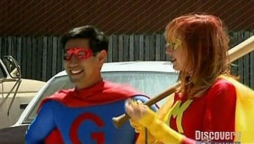 MythBusters: Season 2007 – Épisode Superhero Hour
