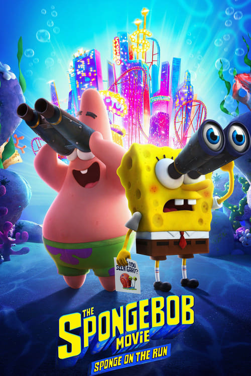 The SpongeBob Movie: Sponge on the Run - Poster