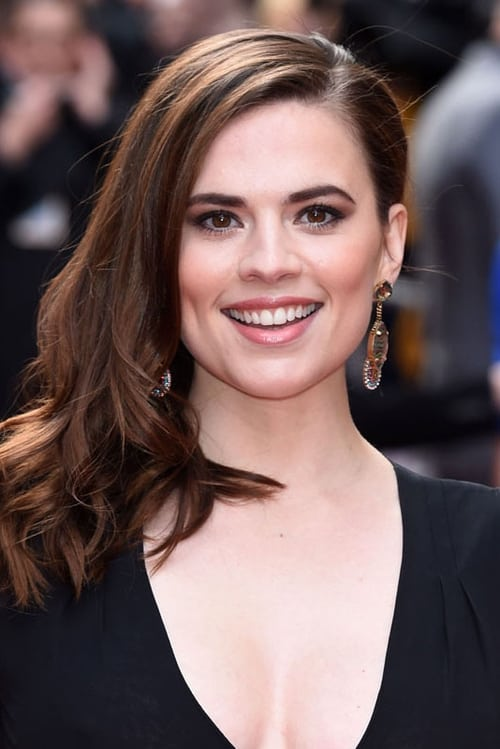 A picture of Hayley-Atwell