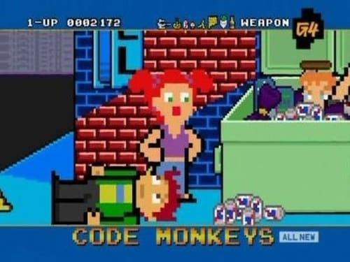 Poster della serie Code Monkeys