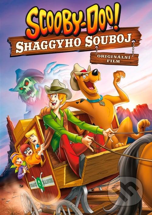Scooby Doo pozeraním