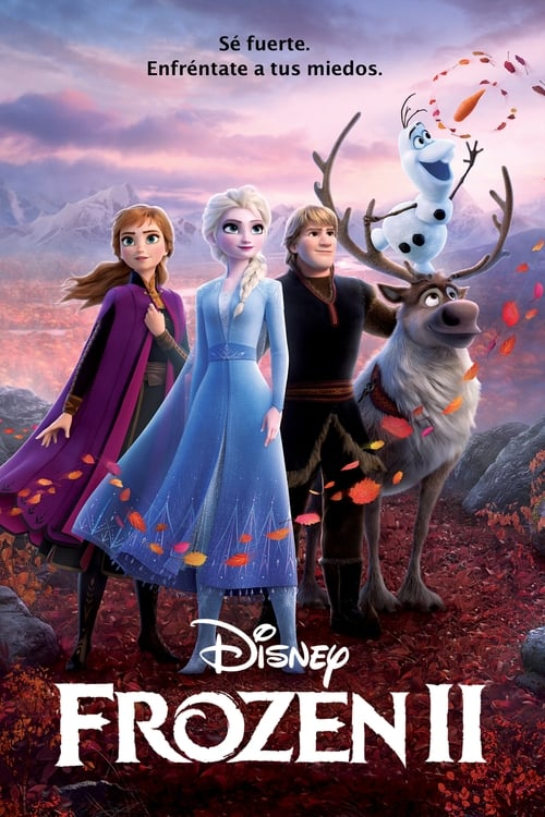Frozen II pelicula completa