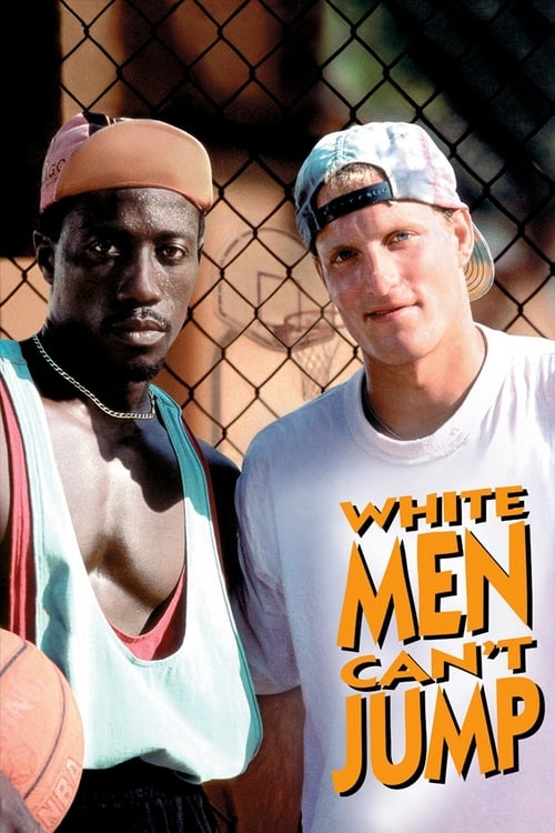 White Men Can't Jump - Poster