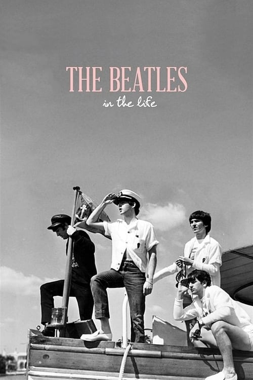 The Beatles: In The Life poster