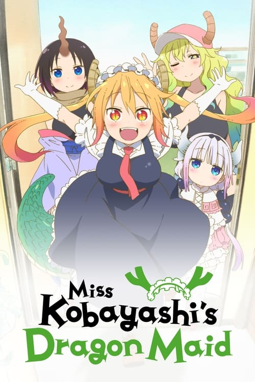 Miss Kobayashi's Dragon Maid - Season 0: Specials - Episode 28: Minidra EX4