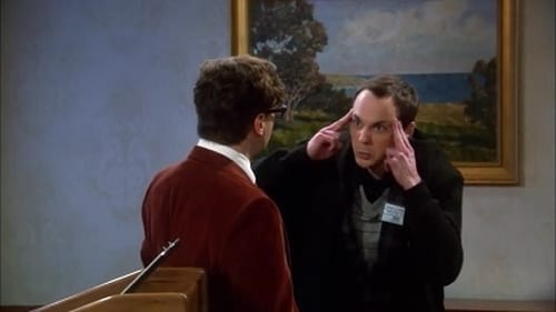 The Big Bang Theory - Season 1 - Episode 9: The Cooper-Hofstadter Polarization