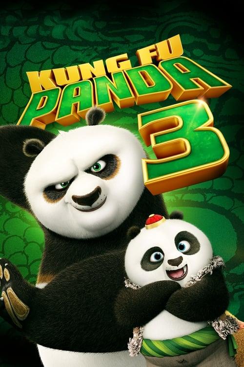 Mira Kung Fu Panda 3 En Español En Línea