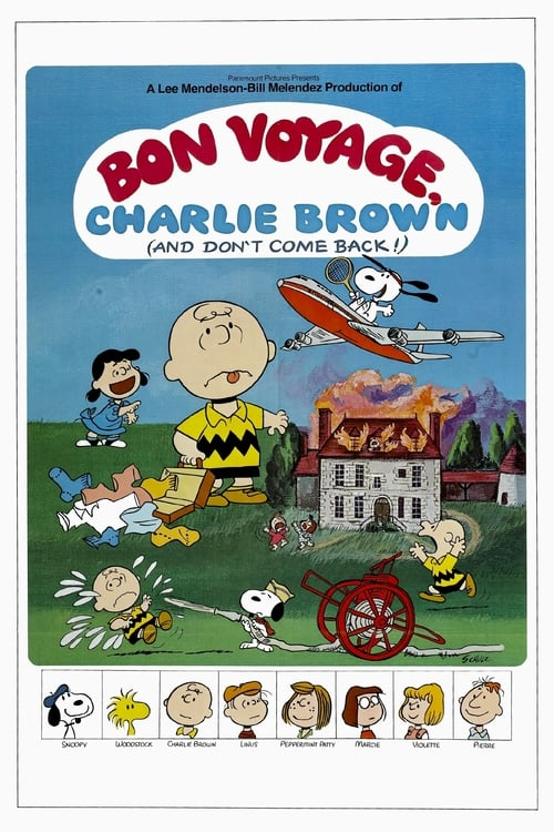 Watch Bon Voyage, Charlie Brown (and Don't Come Back!) Online