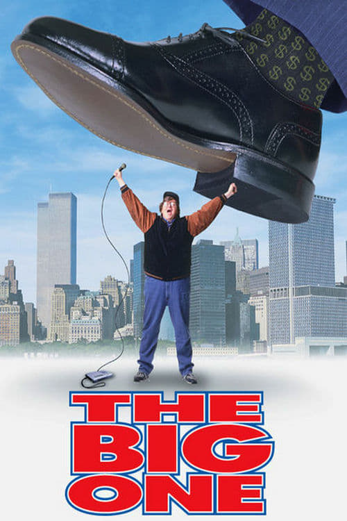 The Big One (1997) Poster