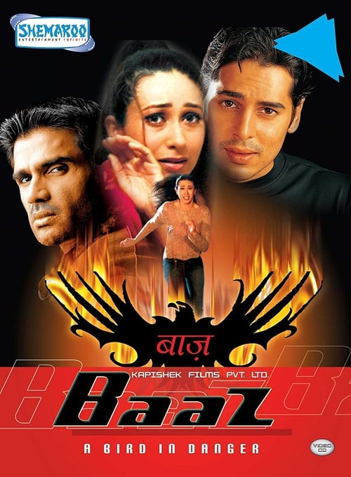 Baaz: A Bird in Danger Affiche de film