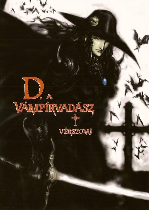 [FR] Vampire Hunter D: Bloodlust (2000) streaming [FR]