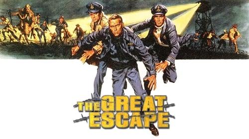 The Great Escape (1963) Subtitle Indonesia