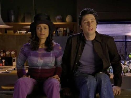 Scrubs: Season 4 – Episod My Lips Are Sealed
