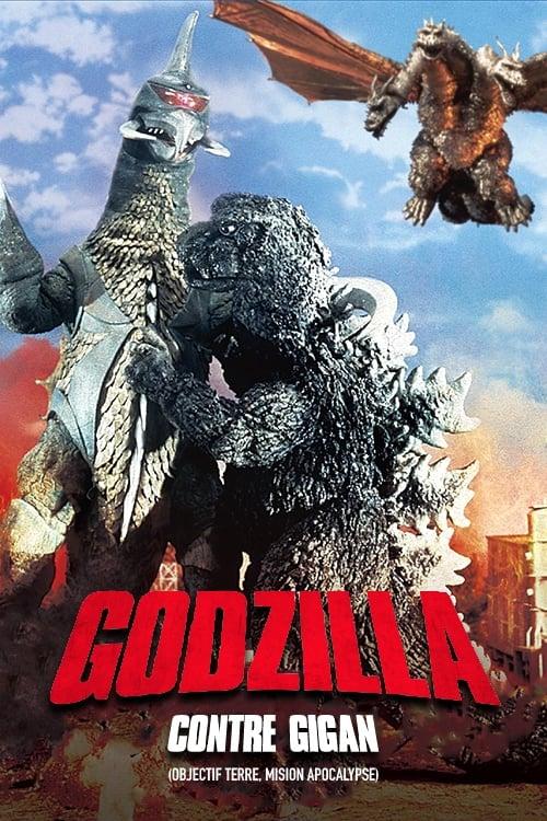 ★ Godzilla contre Gigan (1972) ➤