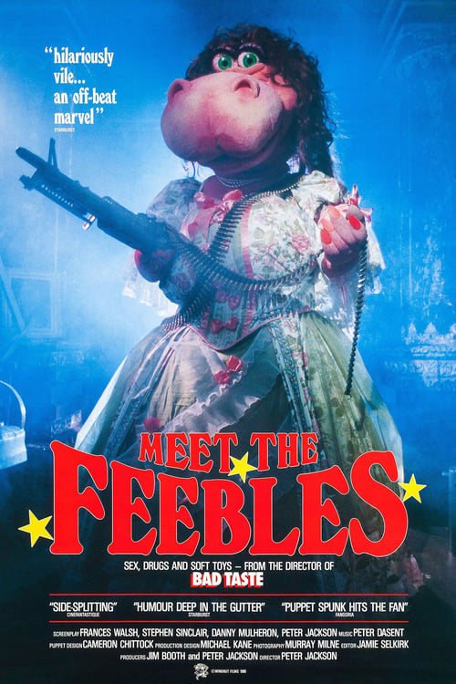 Les Feebles -  Meet The Feebles - 1989