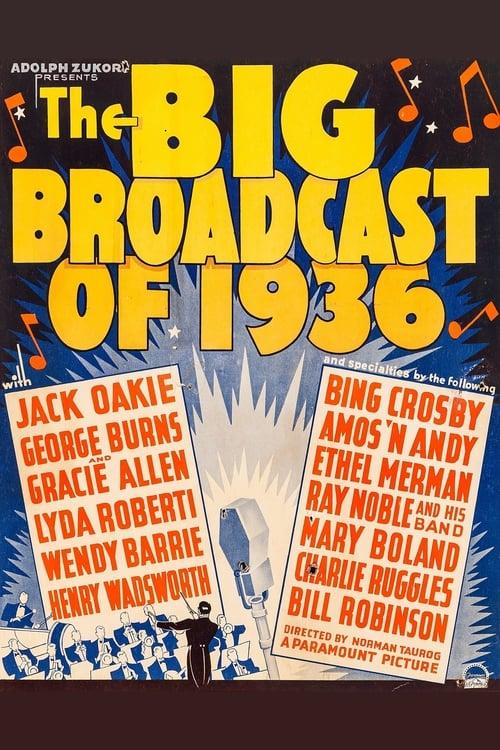 Assistir The Big Broadcast of 1936 Com Legendas Em Português