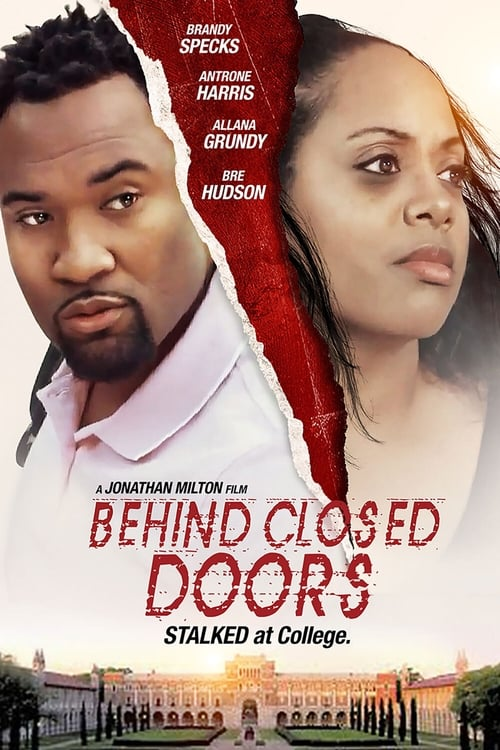 Behind Closed Doors Poster